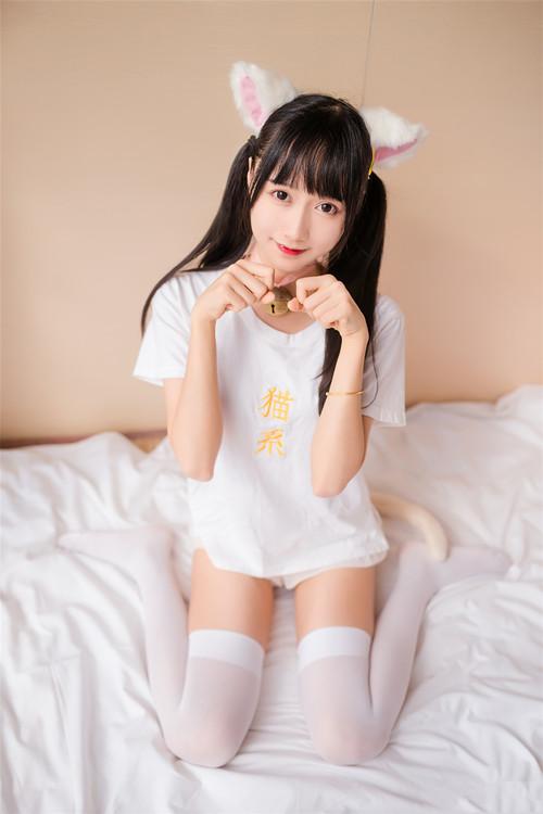 木绵绵OwO – 猫系少女 [50P/87M]