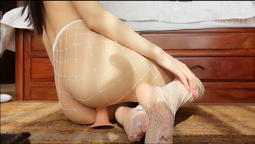 软萌萝莉小仙-白丝网袜【1V/1.43G】